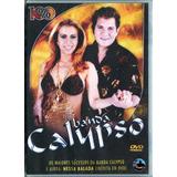 Dvd Banda Calypso 100% - Os Maiores Sucessos ( Lacrado )