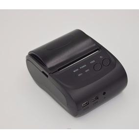 Mini Impressora Portatil Bluetooth Termica 80mm Android Ios