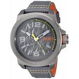Reloj Hugo Boss Orange Hombre New York Gris 1513344