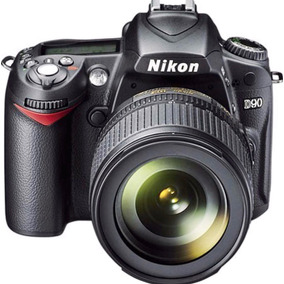 Câmera Nikon D90 Em Perfeito Estado, Pouquíssimos Cliques!!