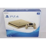 Ps4 Slim Sony 1tb Gold Edition Ultimas Pçs Apenas R$1790,00