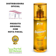 Spray Summer Protetor Térmico Capilar - Fit Cosmetics