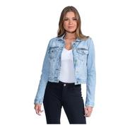 Jaqueta Jeans Feminina Revanche Ucrânia