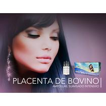 Mystic Placenta De Bovino Baño De Crema Cabello Tratamiento