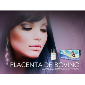 1kg Mystic Placenta D Bovino Baño Crema Cabello Tratamiento