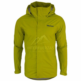 Campera Rompeviento Running Hombre Impermeable Marmot Precip