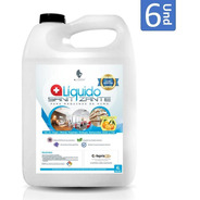 Líquido Sanitizante Alienpro Maquina De Humo 4l 6pack - S002