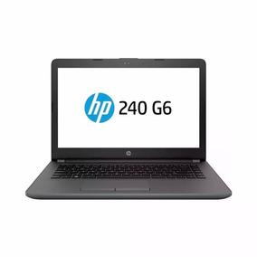 Notebook 14 Hp 240 G6 Intel Celeron N3060 - 4gb - 500gb Dvd