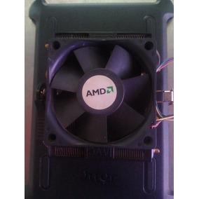 Fan Cooler Amd Para Procesadores X3-x4-x6 Sokect Am2, Am3