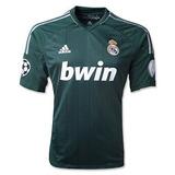 Camisa Real Madrid Third 2012-2013 Verde