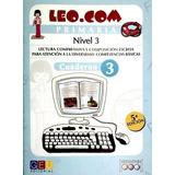 Leo.com, Educación Primaria. Cuaderno 3(libro Lectoescritura