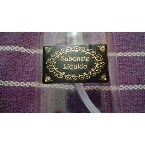 35 Etiquetas Sabonete Líquido