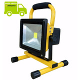 Foco Led Portatil 30w Recargable