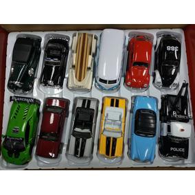 Kit 12 Miniatura Coleção Diversos