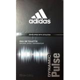 Perfume Masculino adidas Dynamics Pulse Importado 100 Ml