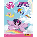 Estampas Sueltas Album My Little Pony Panini