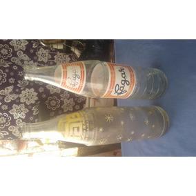 Antiguas Botellas De Refrescos De 1 Lt Fagar Y Tab A Elecion