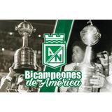 Dvd Atletico Nacional Libertadores 2016