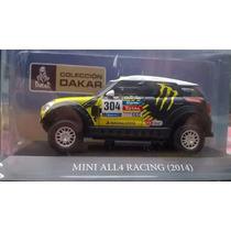 Colección Dakar 1/43 Mini All4 Racing