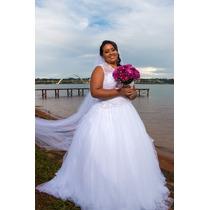 Vestido De Noiva Para Gordinha Acsa