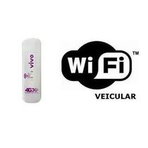 Modem Wifi 4g Veicular Portátil Zte Mf79s Uber, Van |lacrado
