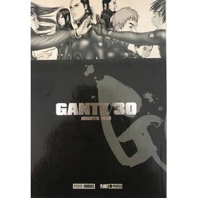 Mangás Gantz Volume 30 Anime Comics Novo Panini Hiroya Oku