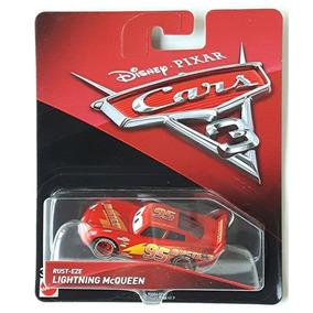 Disney Cars 3 - Lightning Mcqueen - Mattel - Carros 3