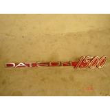 Emblema Datsun 1500 Pick Up 521 1970 A 1972