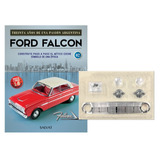 Maqueta Sabat Numero 2 Ford Falcon