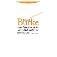 Vindicación De La Sociedad Natural, Edmund Burke, Trotta
