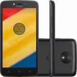 Celular Moto C Dual Sim 16gb 4g Tela 5.0 5mpx Os 7.0 Novo