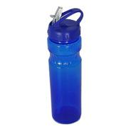 Botella Deportiva Plástica 750ml Calidad Premium