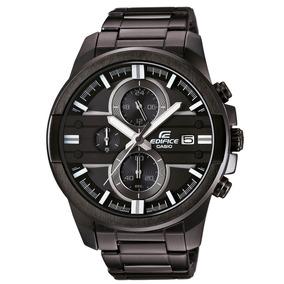 Relógio Casio Edifice Analógico Masculino Cronógrafo Efr-543