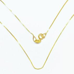 c9b183c17005 Cadena De Oro Italy - Collares y Cadenas Oro Sin Piedras en Mercado ...