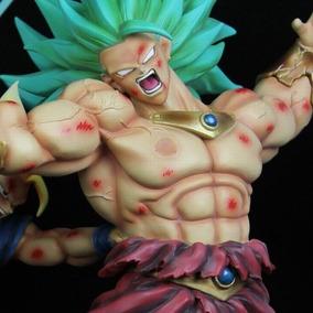 Broly Vs Goku Ssj 3 - 35cm - Por Pedido - Dragon Ball Z