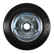 Roda Borracha C/ Nucleo De Aço Zincado 3 75mm Beltools