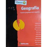 Geografia Espacios Geograficos De La Argentina Santillana Co