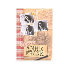 Livro O Diário De Anne Frank Ciranda Cultural Edição 2017