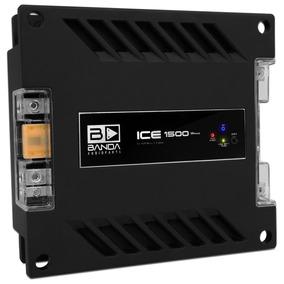 Modulo Amplificador Banda Ice 1500w Rms 1 Canal 2 Ohms Mono