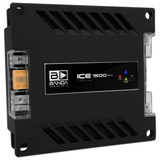 Potencia Banda 1500w Rms Ice Amplificador 1500 Digital 2 Ohm