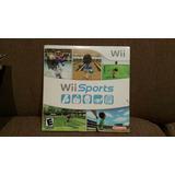 ¡click! Wii Sports Juego Original Wii Reputacion Lecheria