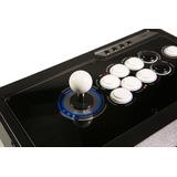 Qanba Q4 Q4raf Negro Ps3 Amp; Xbox 360 Amp; Joystick De La