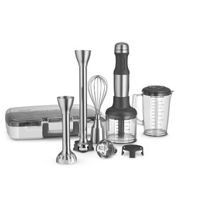 Hand Blender Kitchenaid Acero 220v