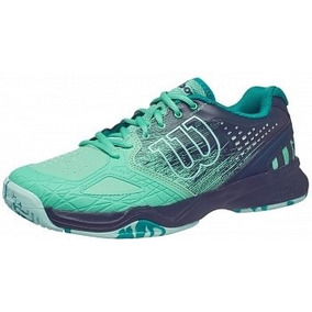 Zapatillas Wilson Tenis/paddle Mujer Kaos Comp. Amsport