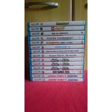 Lote Wii U 14 Jogos Mario Kart 8 New Super Mario Bros U Etc.