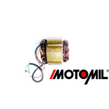 Motor Estator Para Compressor Motomil Cmi-7,6 100% Original