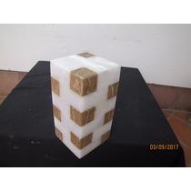 Lampara De Onix De 15x15x30 Cms De Altura, Envio Grartis