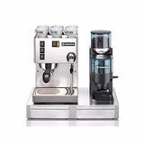 Base Acero Inoxidable M030 Para Cafetera Silvia + Rocky