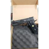 Pistola Réplica Colt 1911 Calibre 6mm Sistema Green Gas