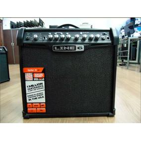 Amplificador Line 6 Spider Iv Guitar 30w, 12675 Promoção !!!